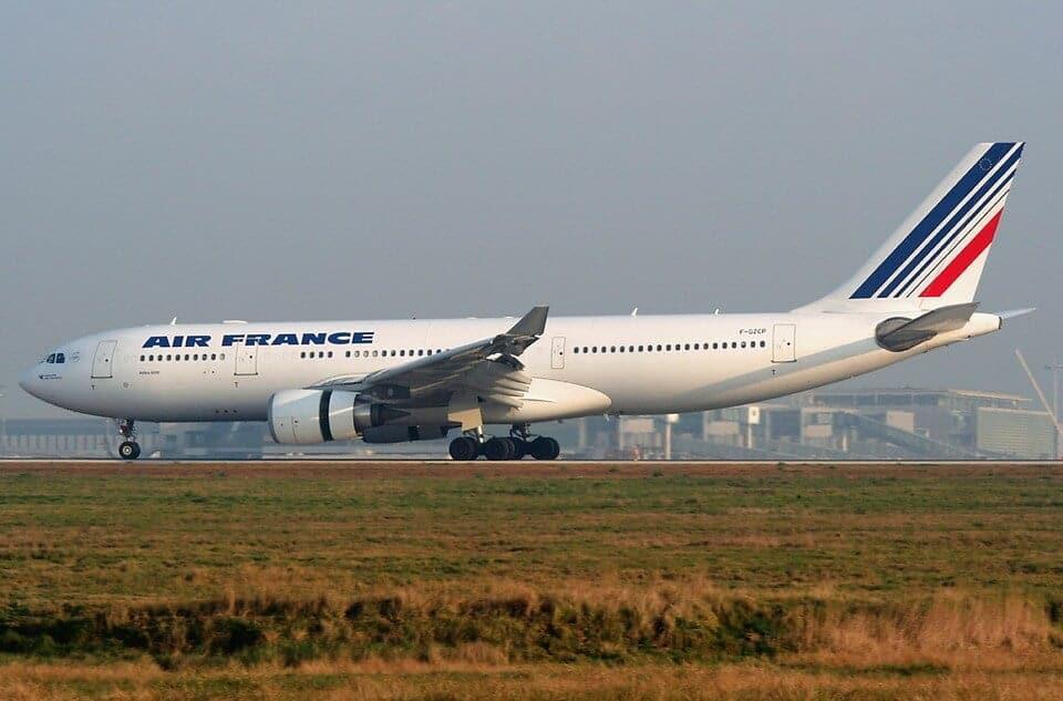 Air France Flight 447 Plane