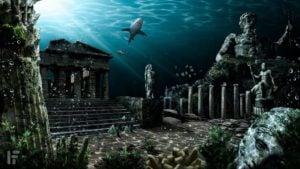 আটলান্টিস – পৃথিবীর বুক থেকে হারিয়ে যাওয়া একটি রহস্যময় সভ্যতা